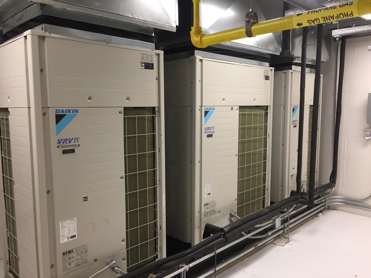 Variable Refrigerant Volume Heat Pump System