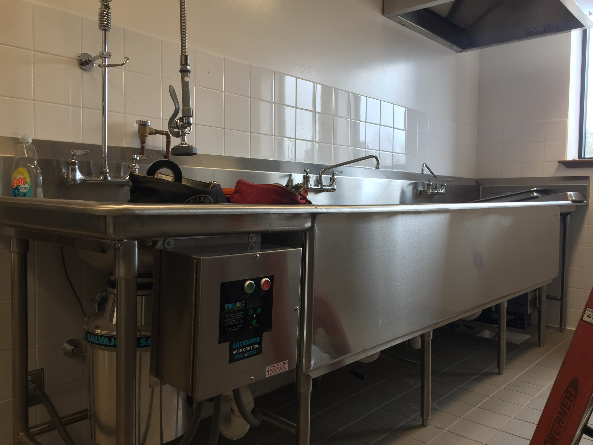 Commercial Kitchen – Installed