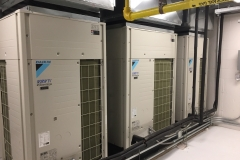 Variable Refrigerant Volume Heat Pump System
