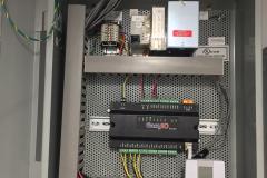Ventilation Control, CO2 PPM ramps ERV ECM motors up and down