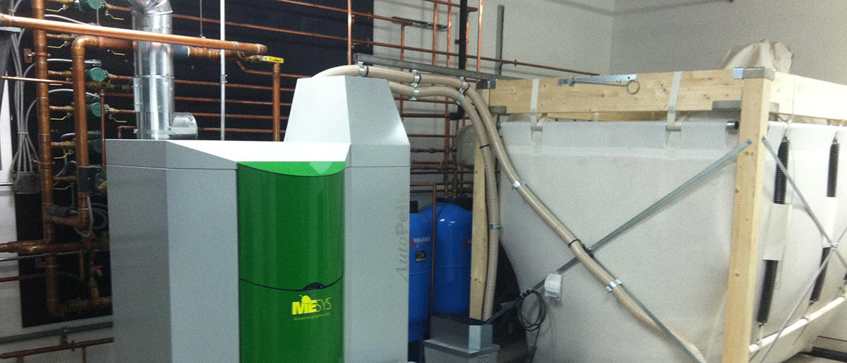 Automated Pellet Boilers